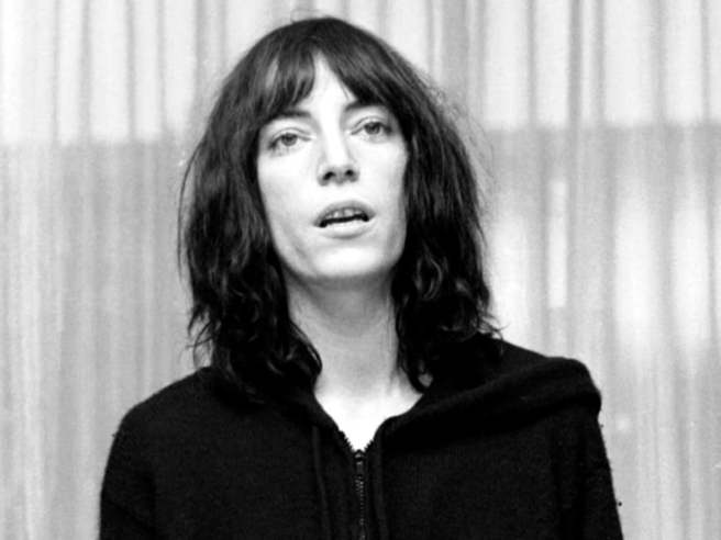 patti smith portrait redferns images